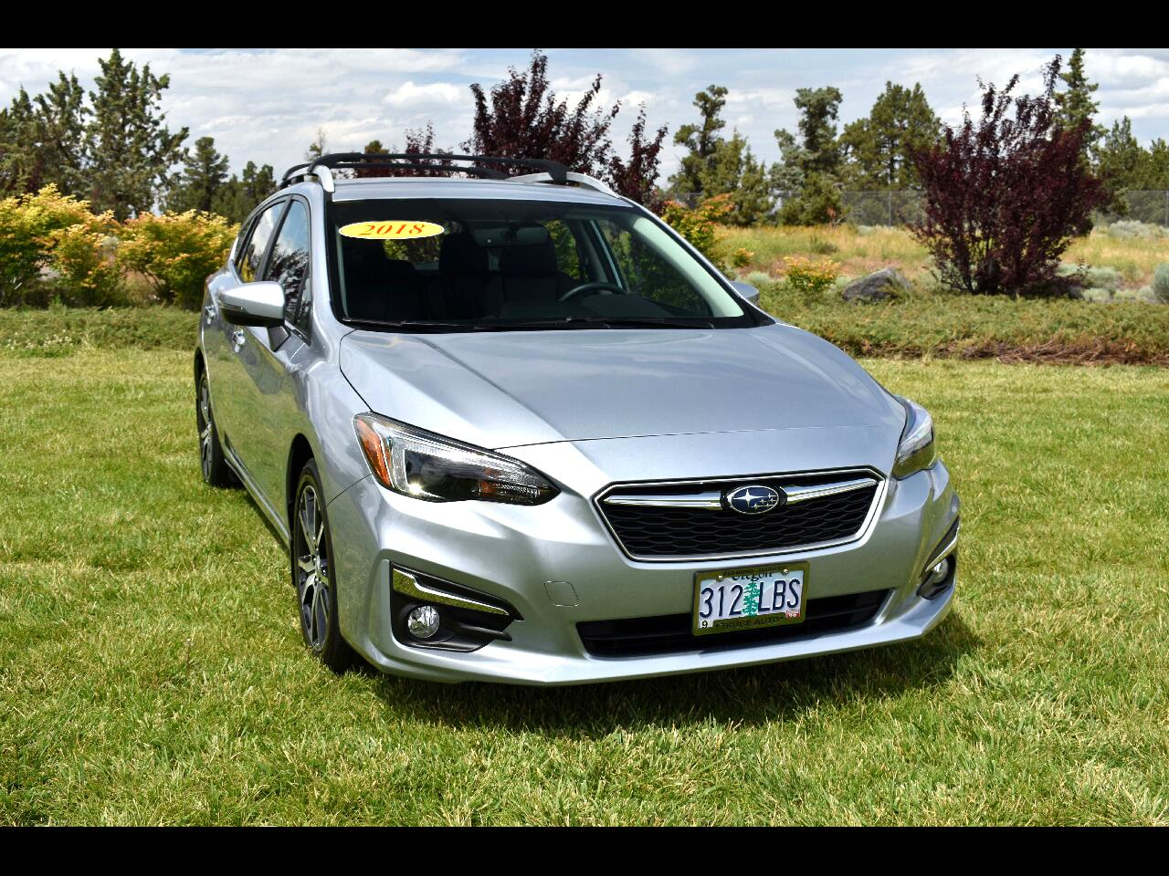 2018 Subaru Impreza 2.0i LIMITED CVT *LOW MILES* *ONE OWNER*