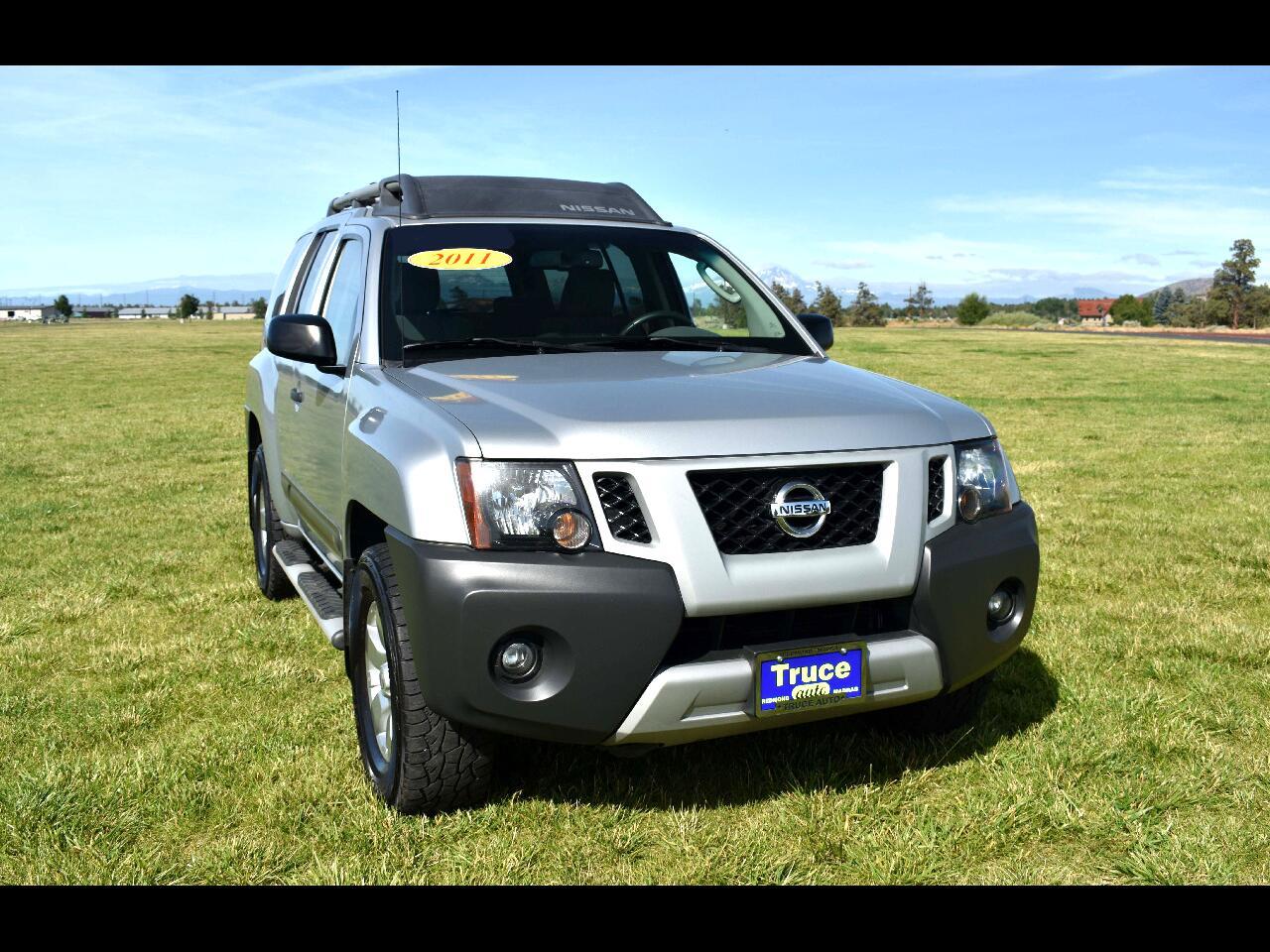 2011 Nissan Xterra 4WD 4dr Auto S**LOW MILES**