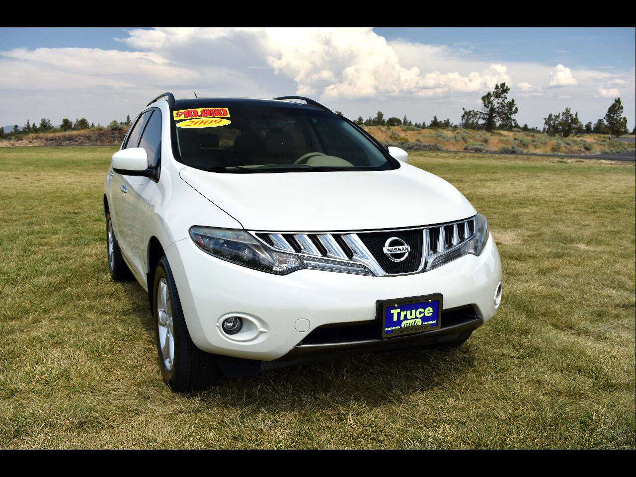 2009 Nissan Murano AWD 4dr SL**LOW MILES**