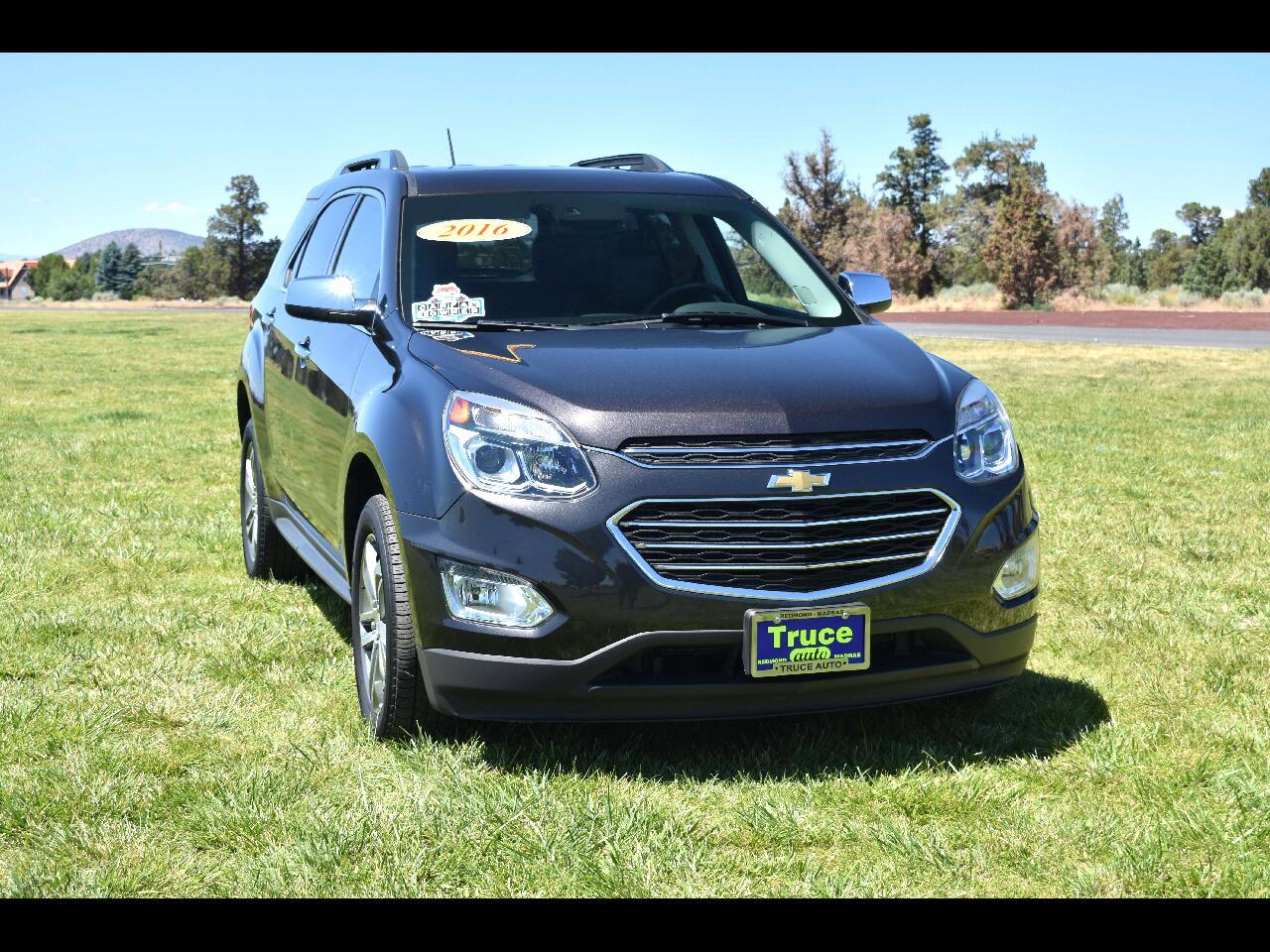2016 Chevrolet Equinox AWD 4DR LTZ***LOW LOW MILES***