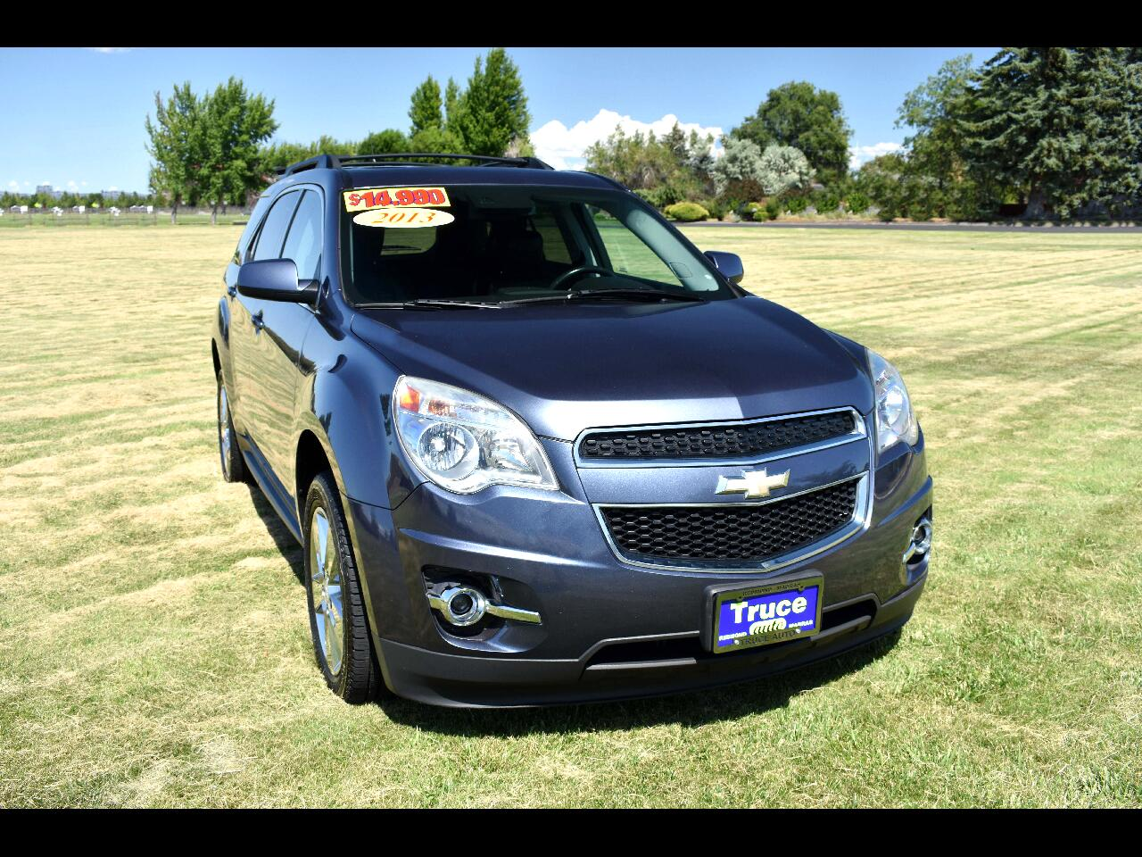 2013 Chevrolet Equinox AWD 4dr LT **LOW MILES**