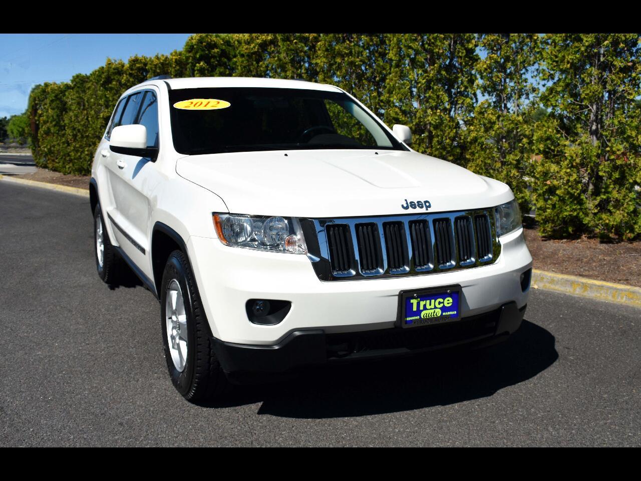 2012 Jeep Grand Cherokee 4WD 4dr Laredo**LOW MILES**