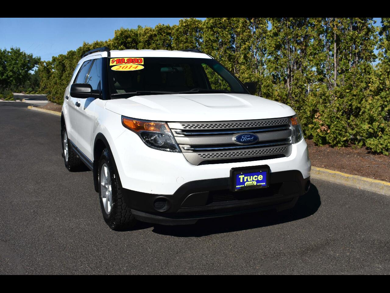 2014 Ford Explorer 4WD 4dr **LOW MILES**