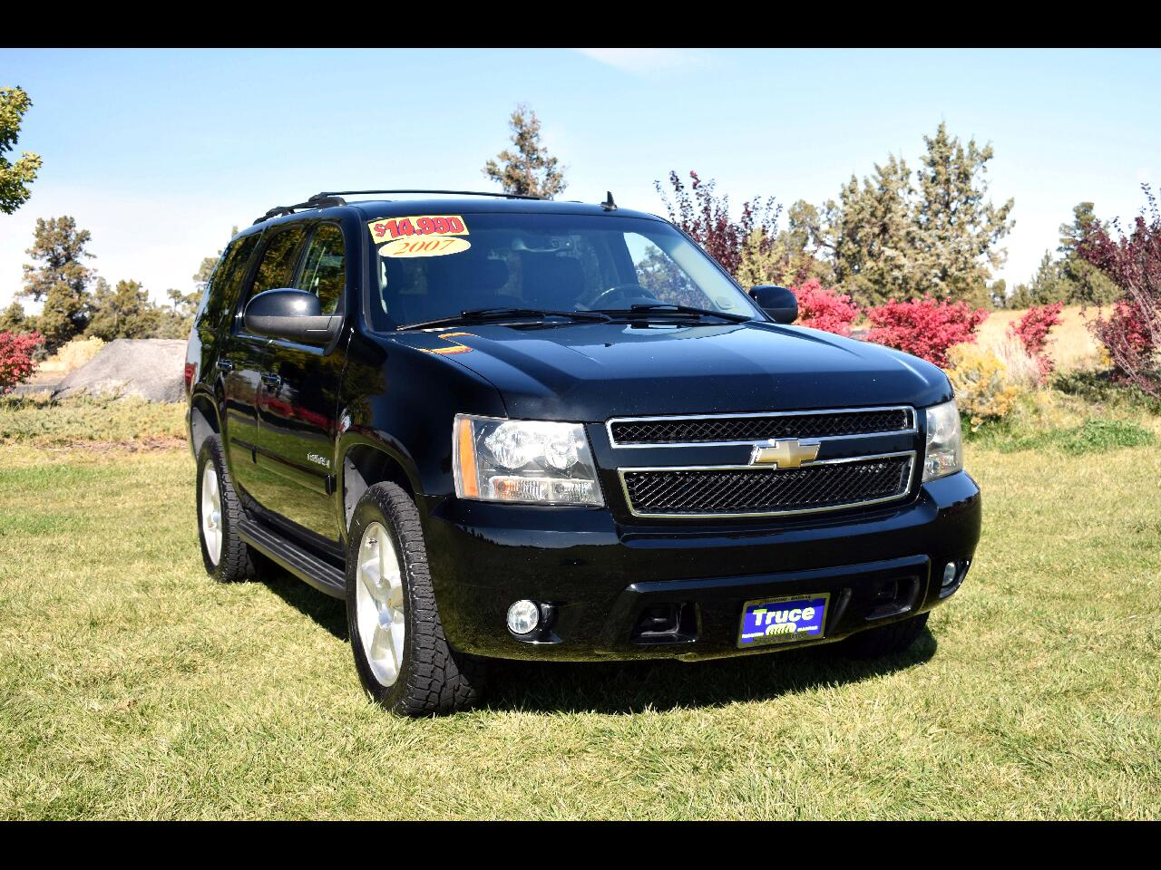 2007 Chevrolet Tahoe 4WD 4dr 1500 LT**LOW MILES**W/3RD ROW**