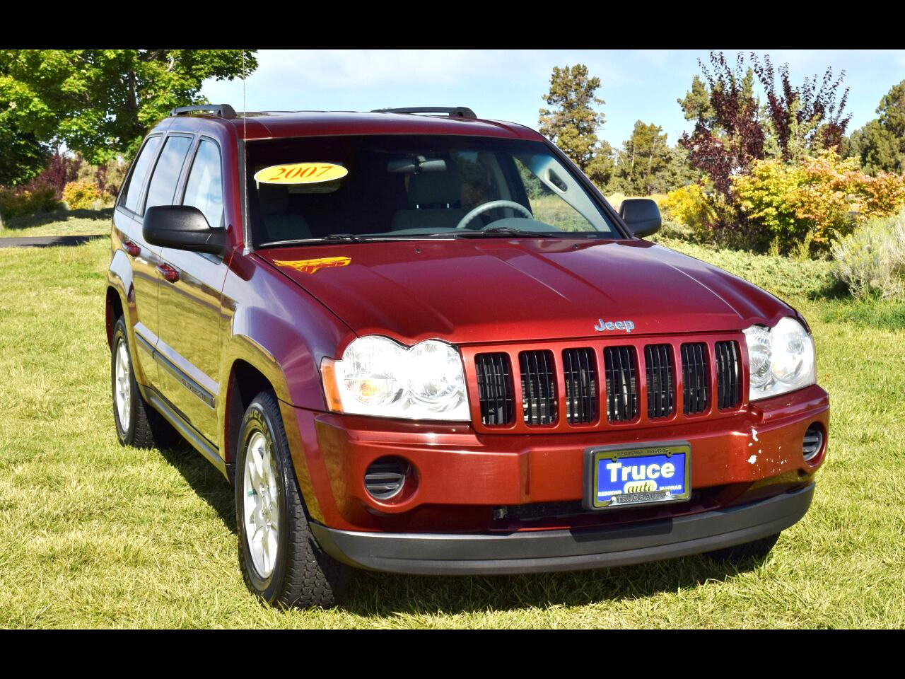 2007 Jeep Grand Cherokee 4WD 4dr Laredo**LOW MILES**