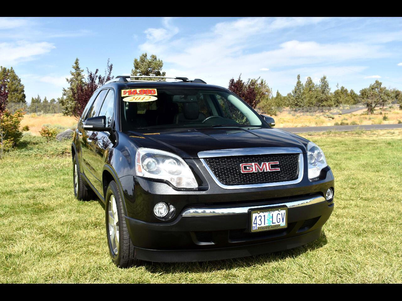 2012 GMC Acadia AWD 4dr SLT**LOW MILES**