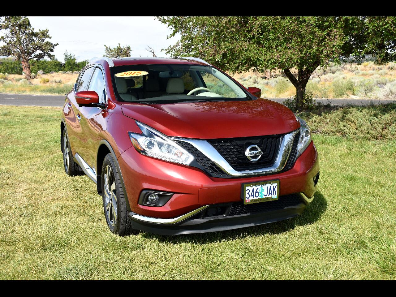 2015 Nissan Murano AWD PLATINUM **ONE OWNER*LOW MILES**