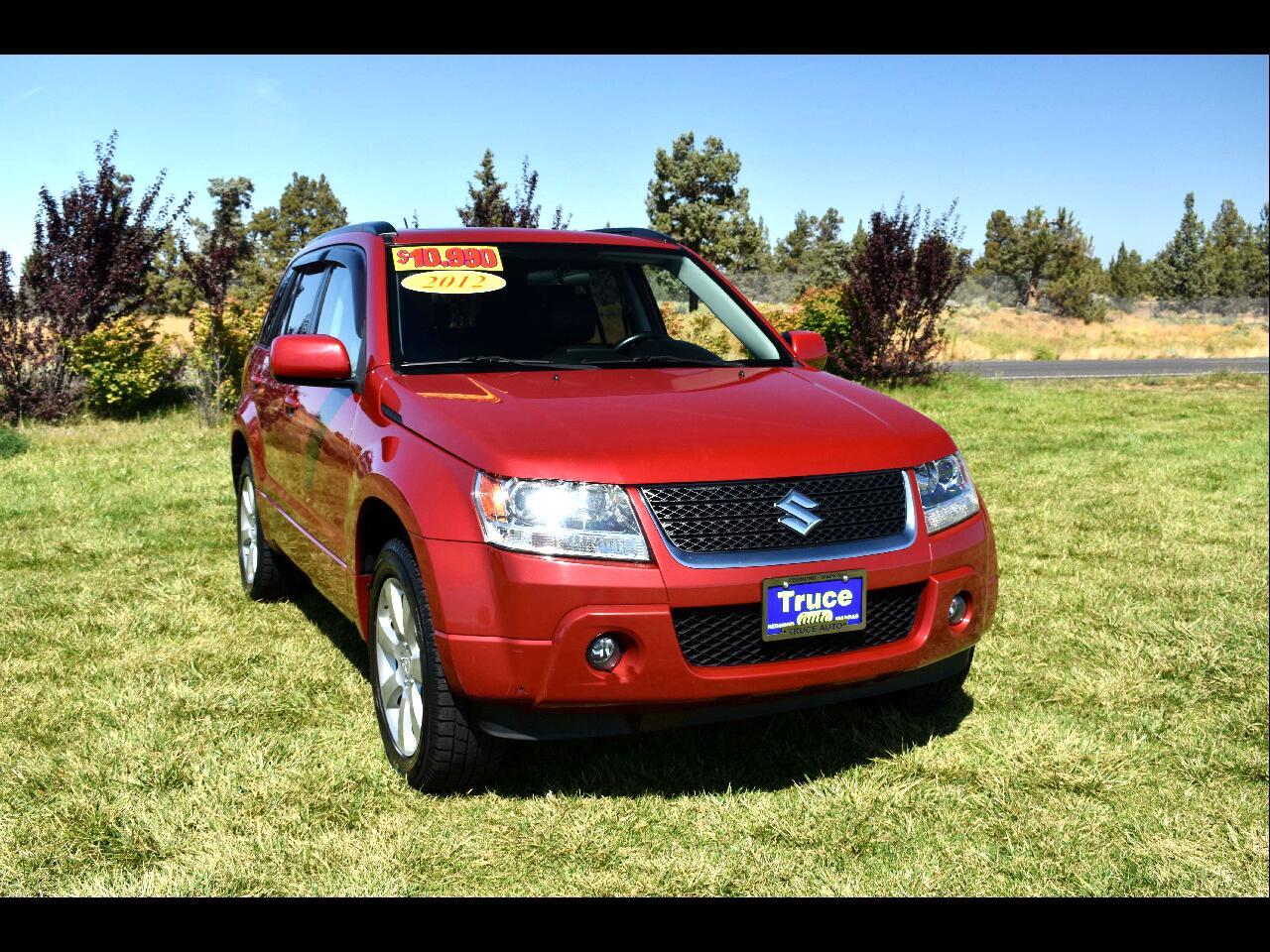 2012 Suzuki Grand Vitara 4WD 4dr Auto Limited