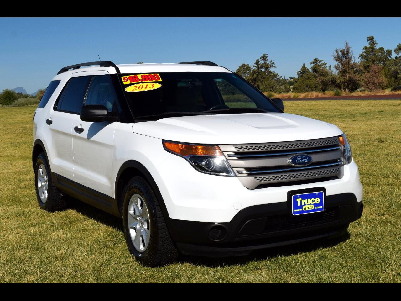 2013 Ford Explorer 4WD 4dr **LOW MILES**W/3RD ROW**