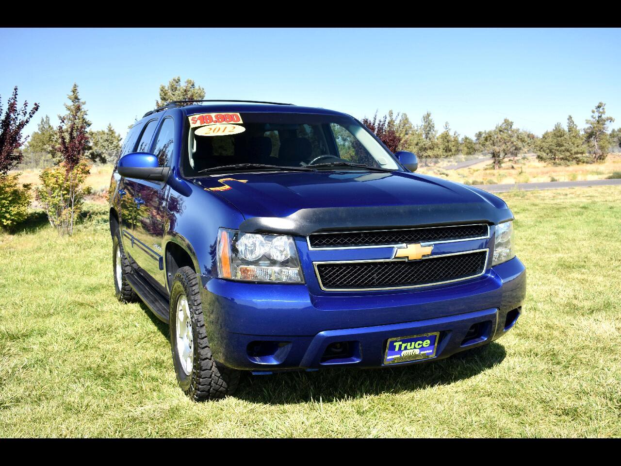 2012 Chevrolet Tahoe 4WD 4dr 1500 LS**LOW MILES**