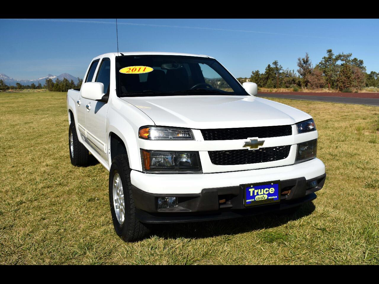 2011 Chevrolet Colorado 4WD Crew Cab LT **LOW MILES**