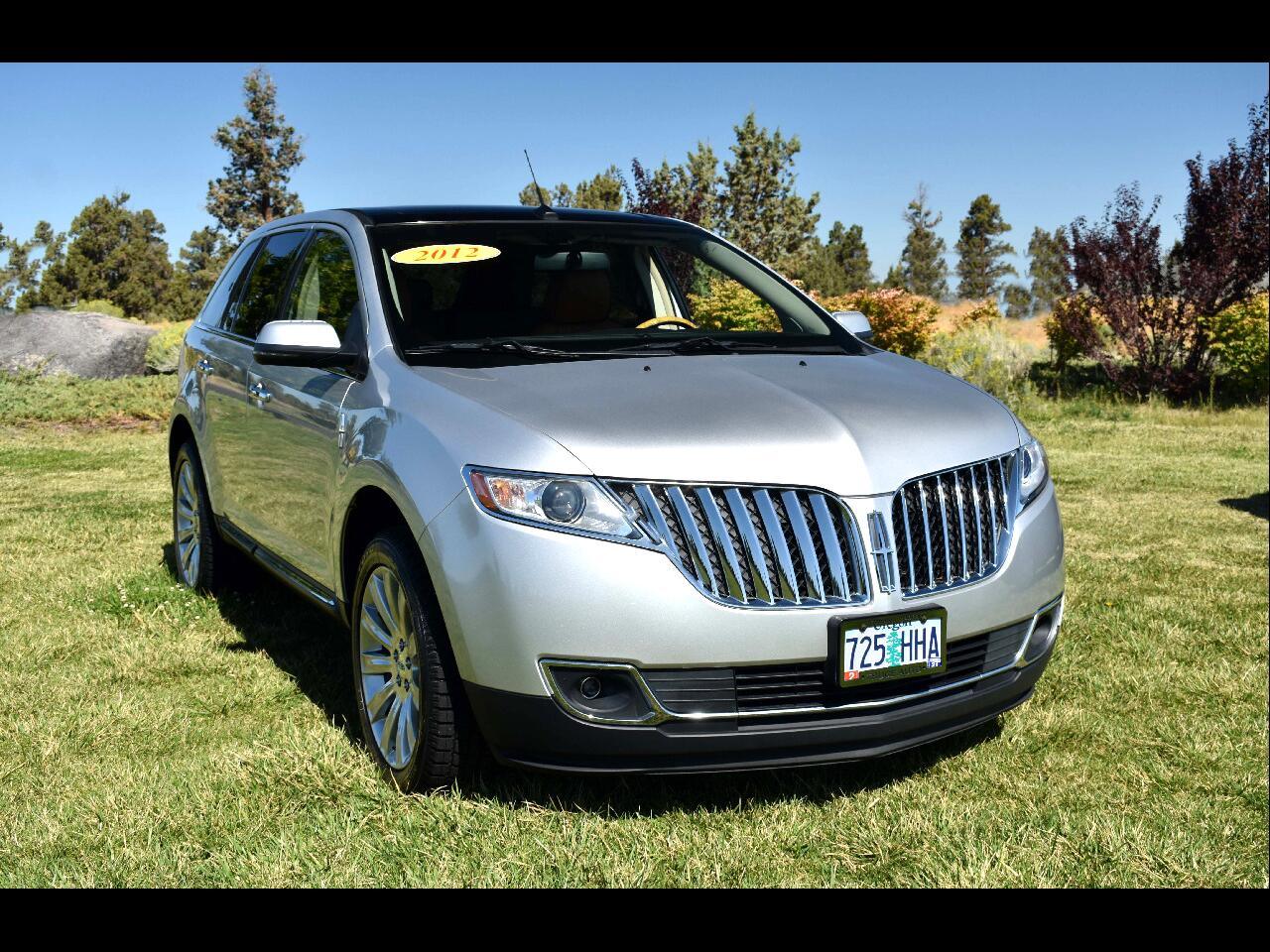 2012 Lincoln MKX AWD 4dr**LOW MILES**