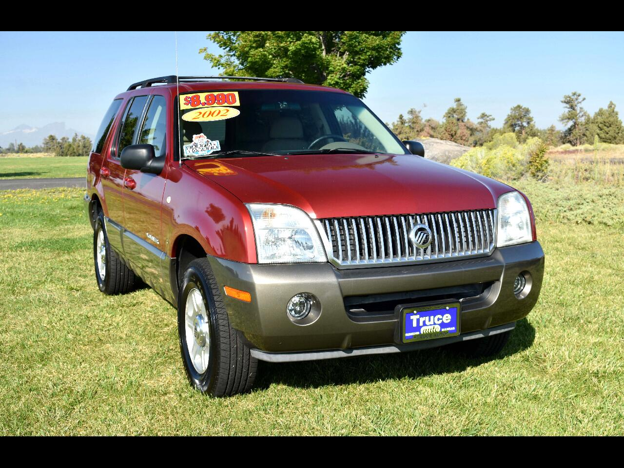2002 Mercury Mountaineer AWD **ONE OWNER** **LOW MILES**