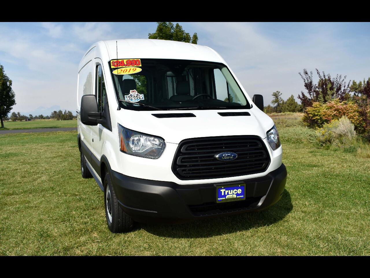 2019 Ford Transit Van T-250 130