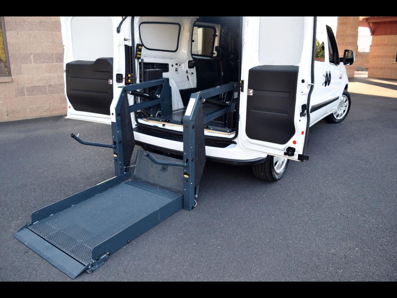 2017 RAM ProMaster City Cargo Van Tradesman SLT Van ***HANDICAP VAN***