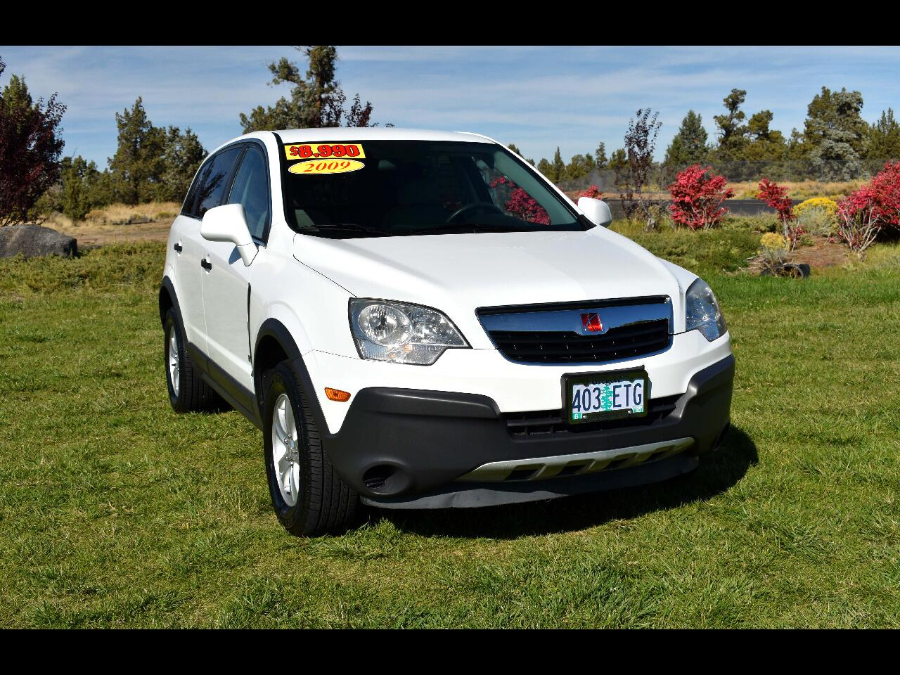 2009 Saturn VUE AWD 4dr V6 XE**LOW MILES**
