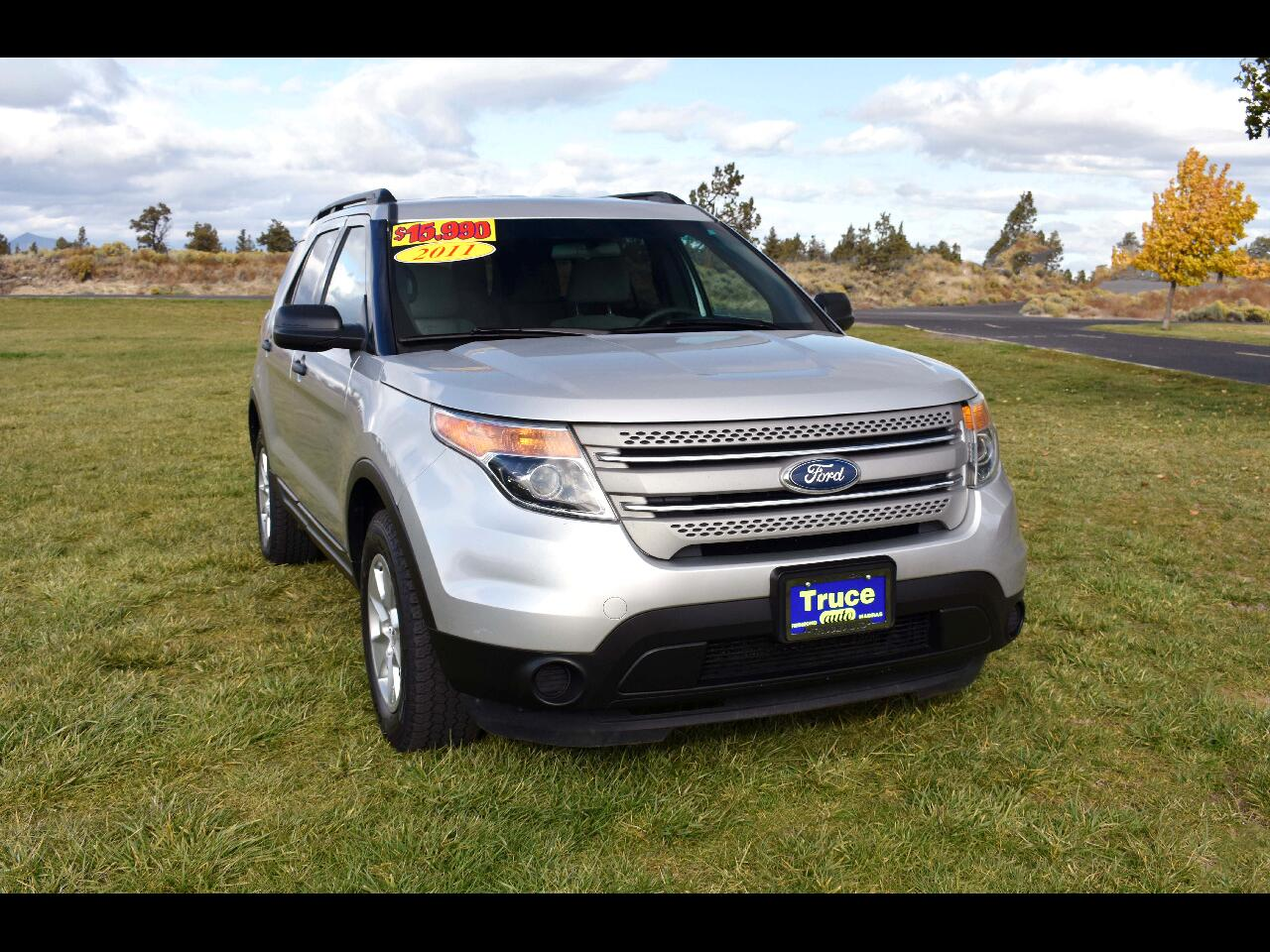 2011 Ford Explorer 4WD 4dr**LOW MILES** W/3RD ROW**