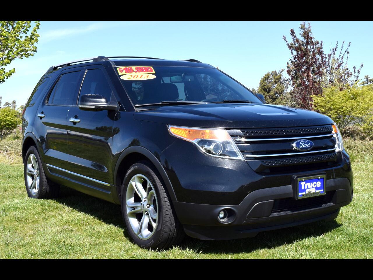 Ford Explorer 4WD 4dr Limited 2013