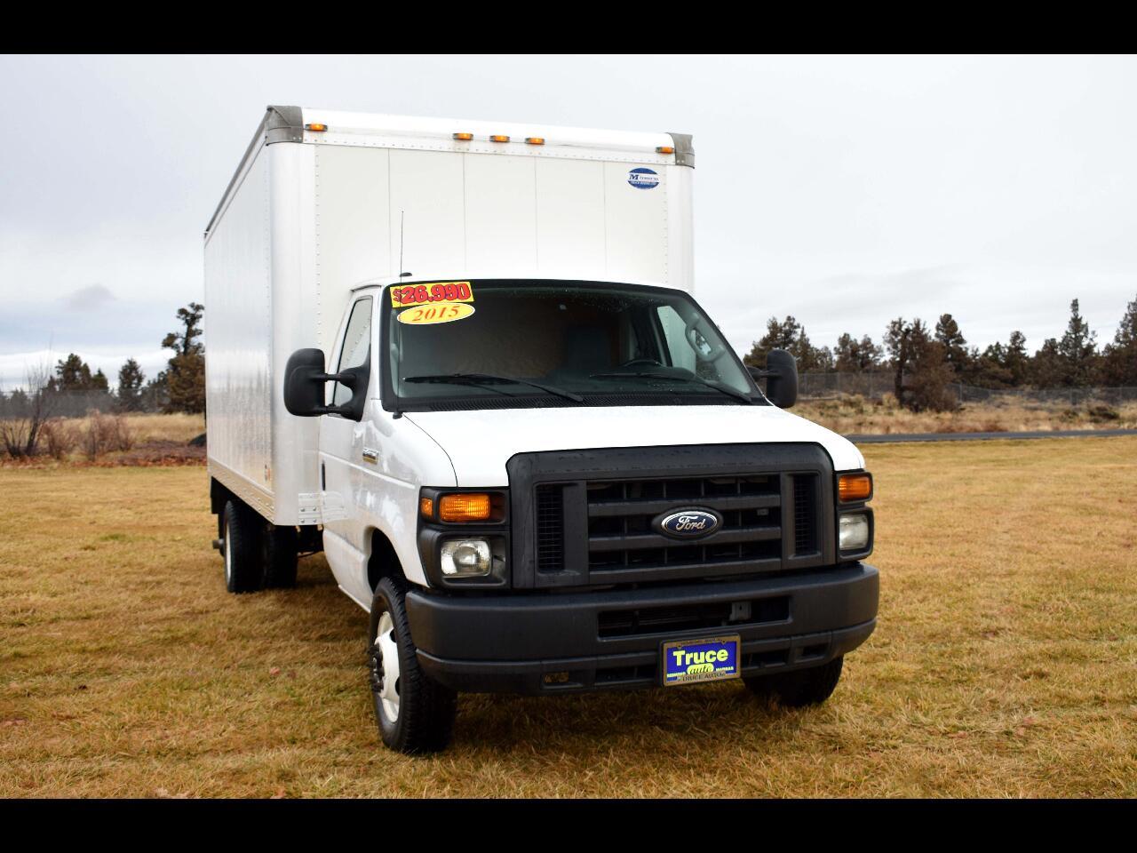 Ford Econoline Cargo  2015