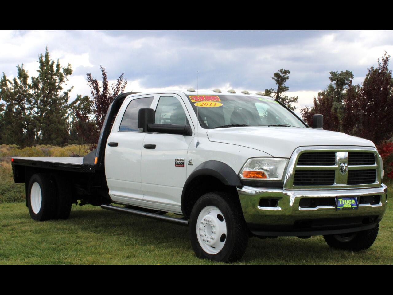 RAM 5500  2011