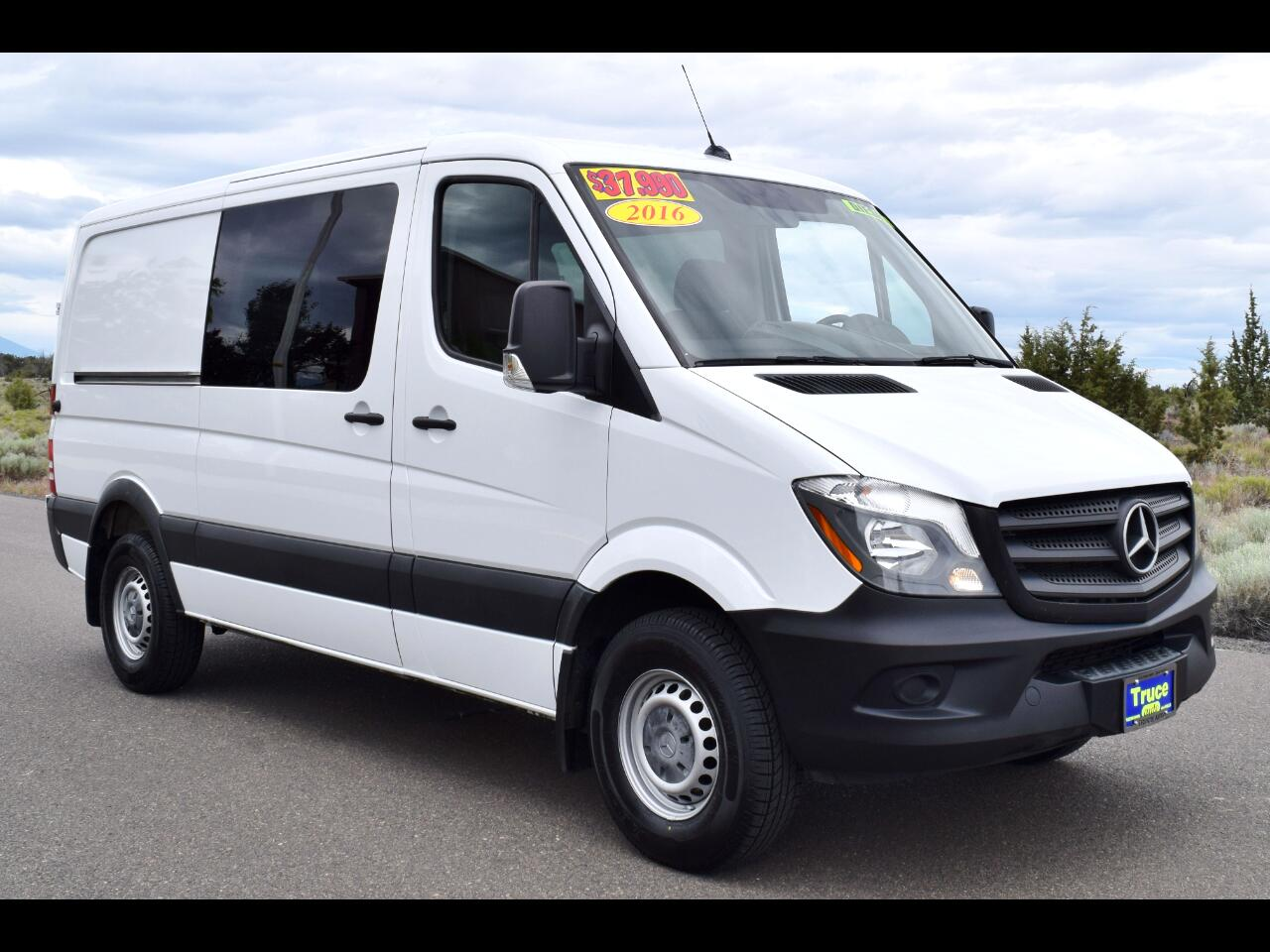 Mercedes-Benz Sprinter Vans  2016