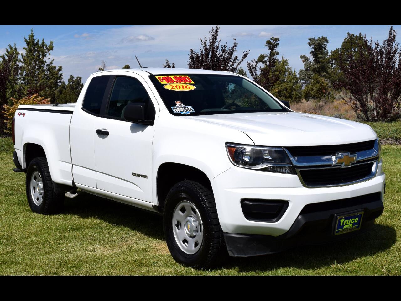 Chevrolet Colorado  2016