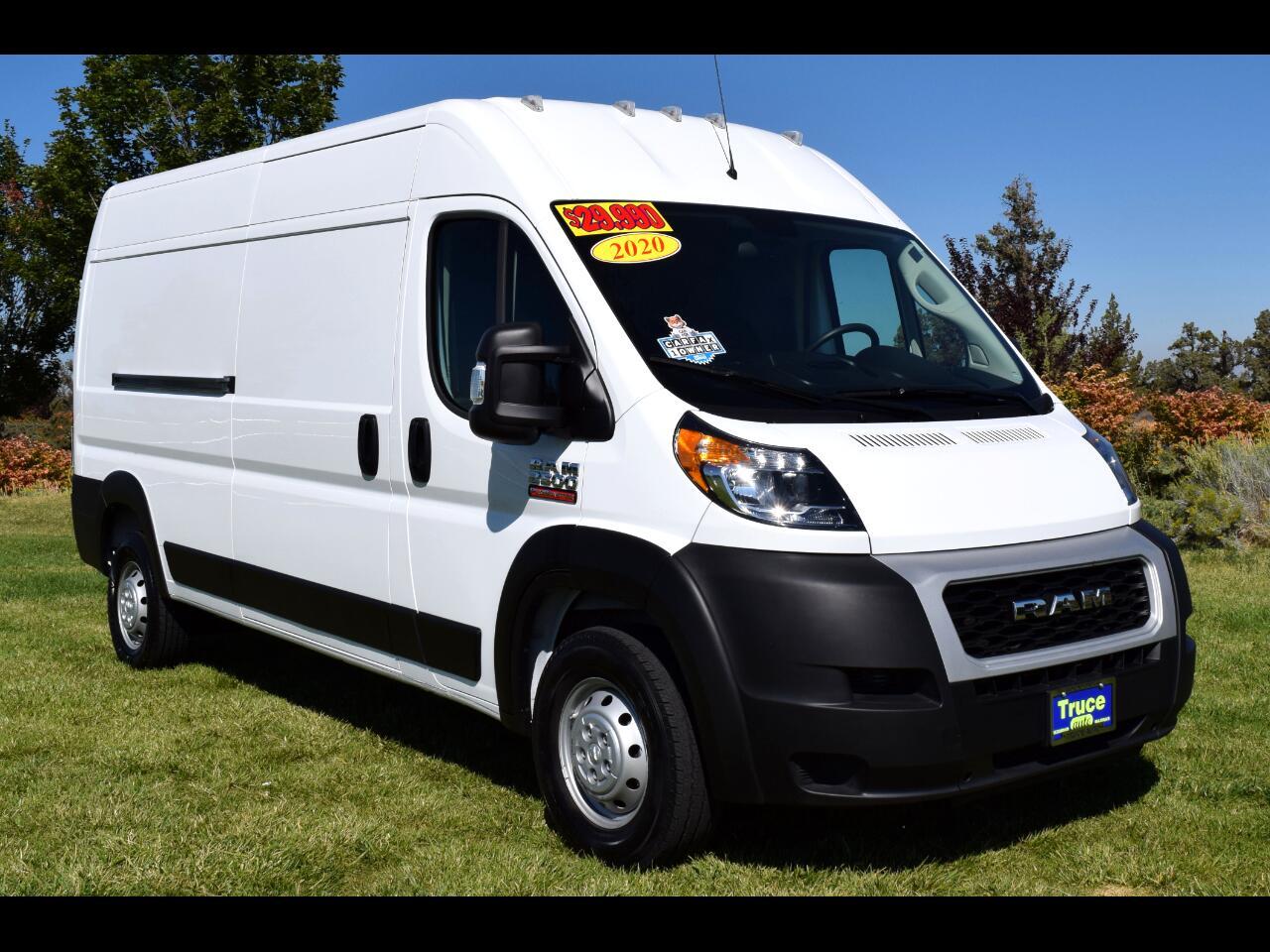 RAM ProMaster Cargo Van  2020