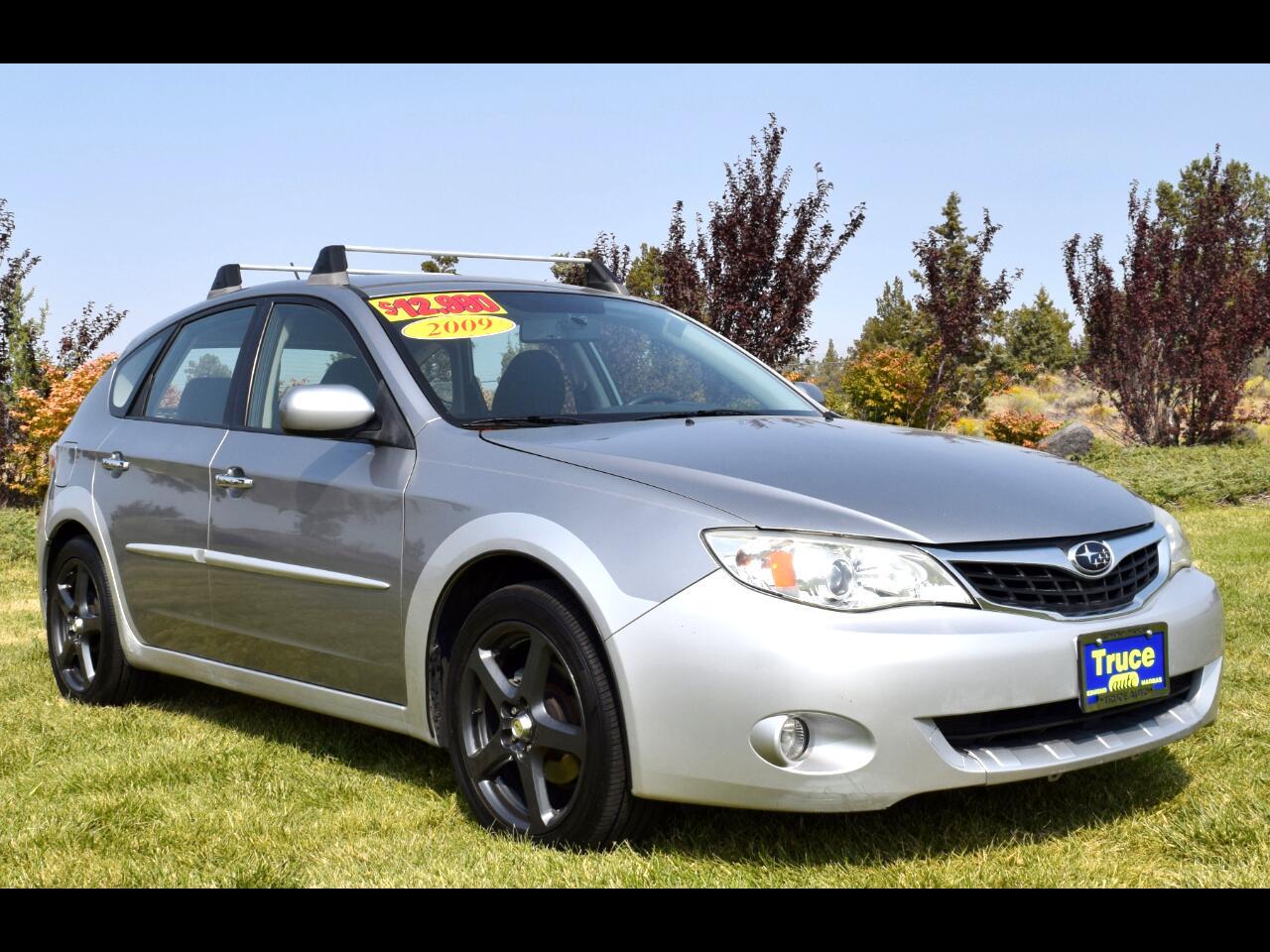 Subaru Impreza Wagon  2009