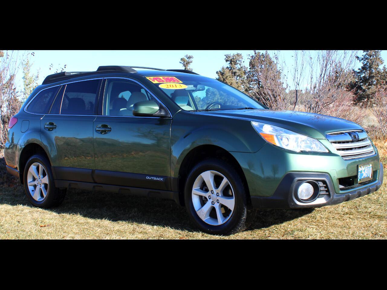 Subaru Outback Premium 4D Wagon 2013