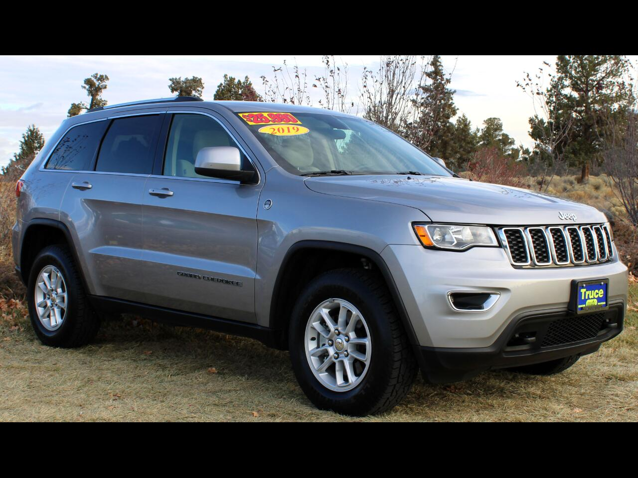 Jeep Grand Cherokee 4dr Laredo 4WD 2019