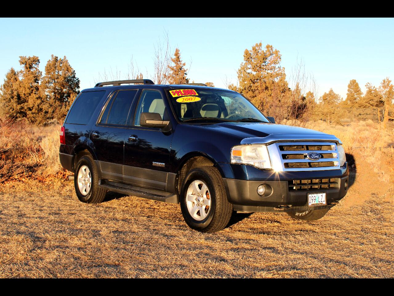 Ford Expedition 4WD 4dr XLT 2007