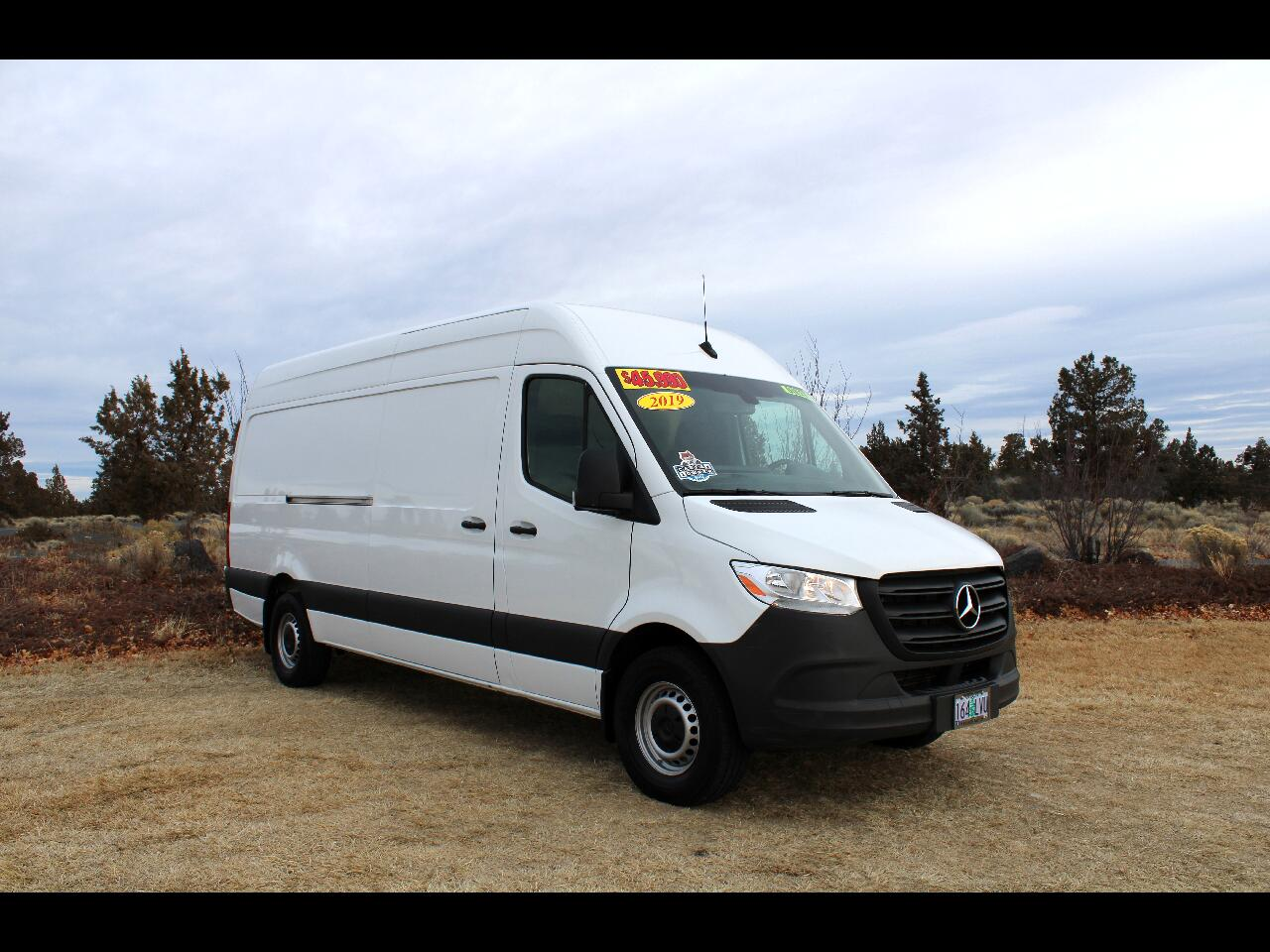 Mercedes-Benz Sprinter Van  2019