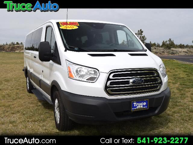 2016 Ford Transit 350 WAGON LOW ROOF XLT 12 PASSENGER