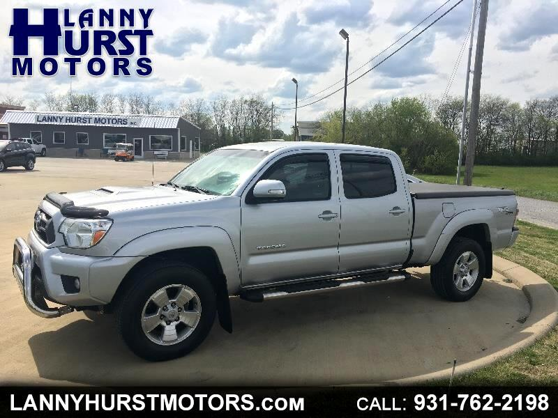 2012 Toyota Tacoma DOUBLE CAB LONG BED