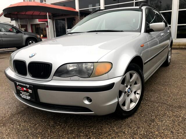 2002 BMW 3-Series Sport Wagon 325xi