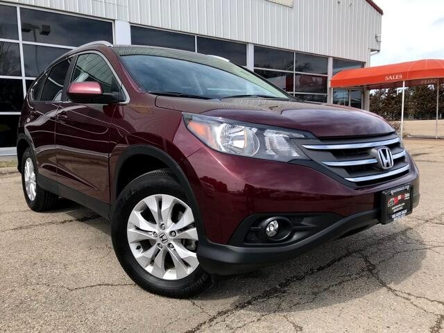 2014 Honda CR-V EX-L 4WD with Navigation