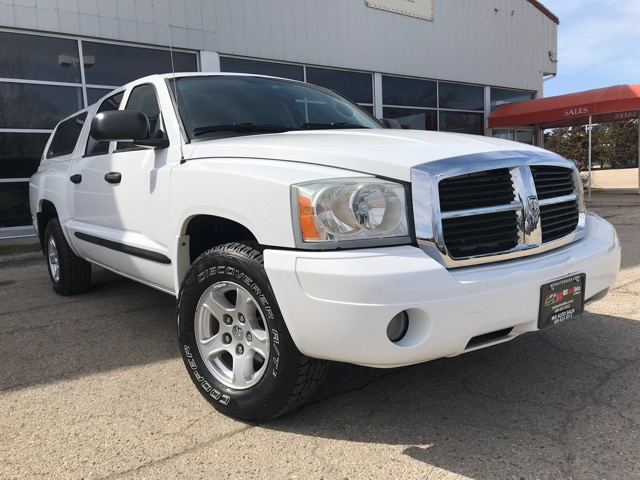 2007 Dodge Dakota SLT Quad Cab 4WD