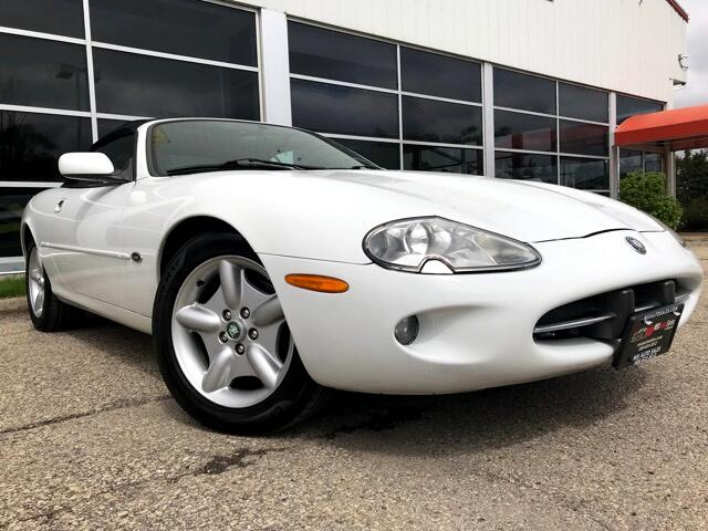 1998 Jaguar XK8 Convertible