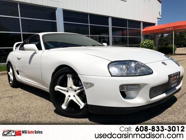 1998 Toyota Supra Sport Roof