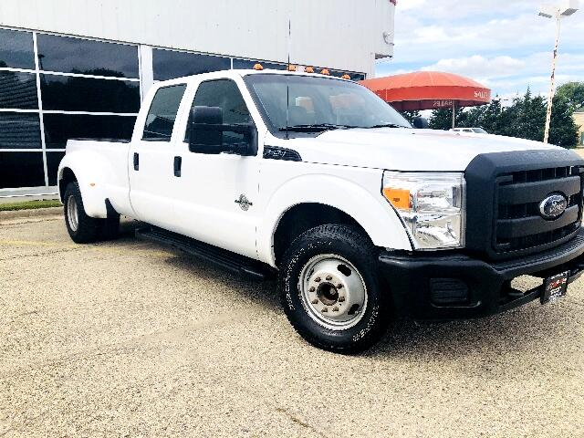 2012 Ford F-350 SD XL Crew Cab Long Bed DRW 2WD