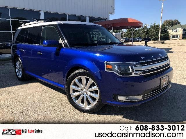 2014 Ford Flex Limited AWD w/EcoBoost