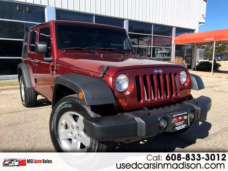 2008 Jeep Wrangler For Sale >> Used 2008 Jeep Wrangler In Middleton Wi Near 53562 1j4ga39188l566484 Auto Com