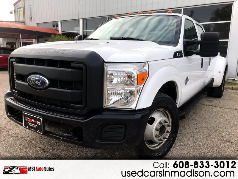 Ford F-350 SD XL 2WD DRW 2012
