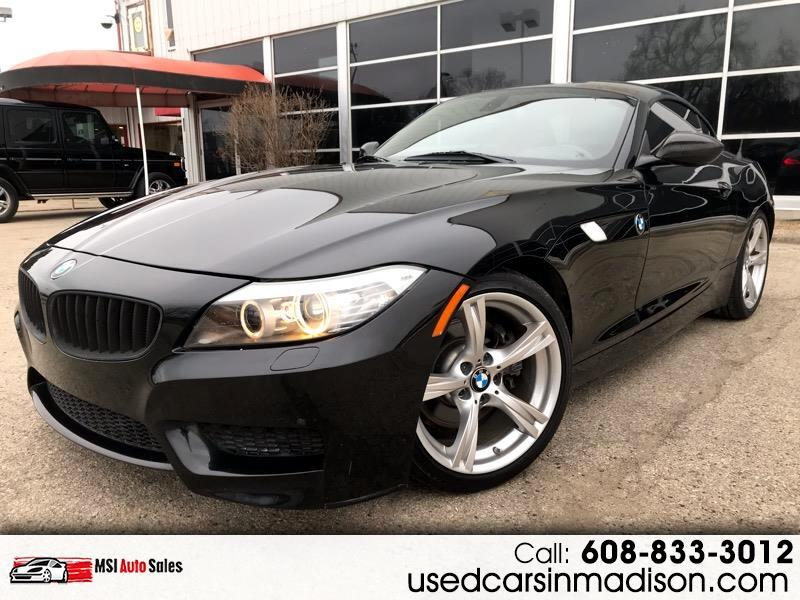 2011 BMW Z4 2dr Roadster sDrive35is