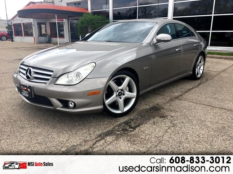 2007 Mercedes-Benz CLS-Class CLS63 AMG 4-Door Coupe