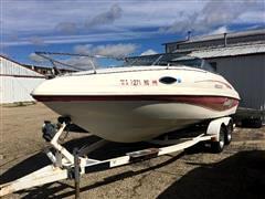 1996 Rinker Boat