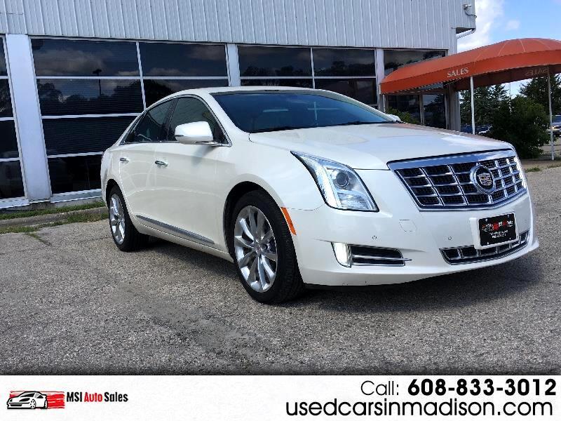 2013 Cadillac XTS Premium