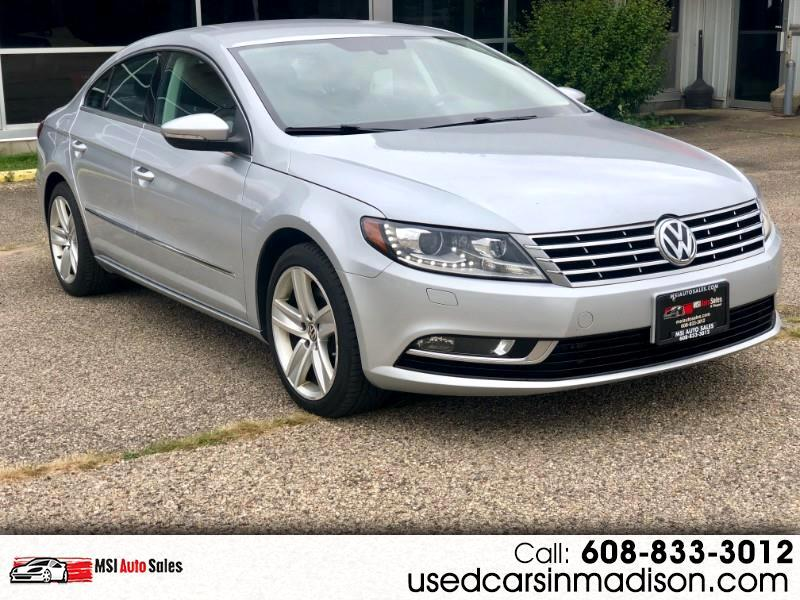 Volkswagen CC Sport w/Lighting Package 2013