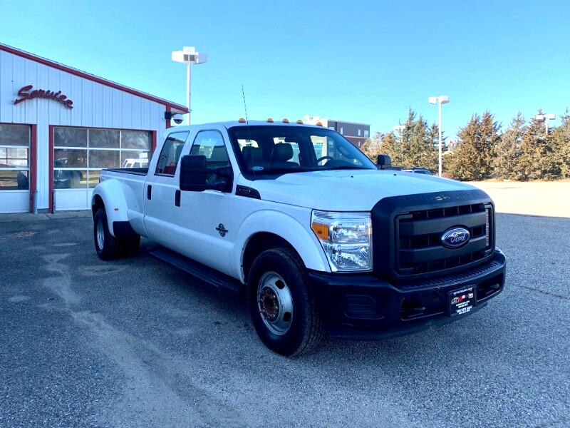 Ford F-350 SD XL Crew Cab Long Bed DRW 2WD 2014