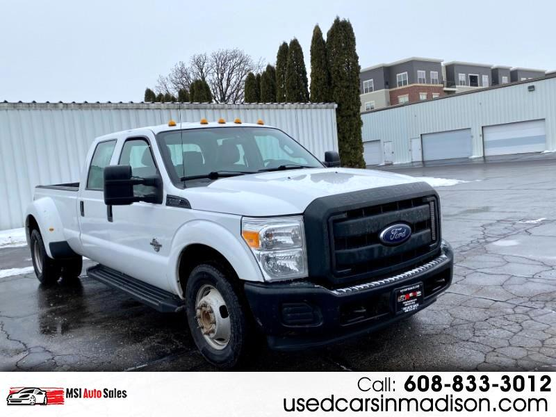 Ford F-350 SD XL Crew Cab Long Bed DRW 2WD 2015